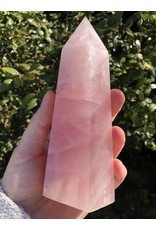 Rose Quartz Points