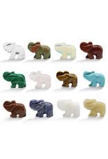 Elephant Stone Asst