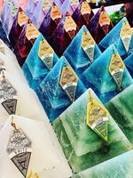 Soul-Terra Pyramid Candles