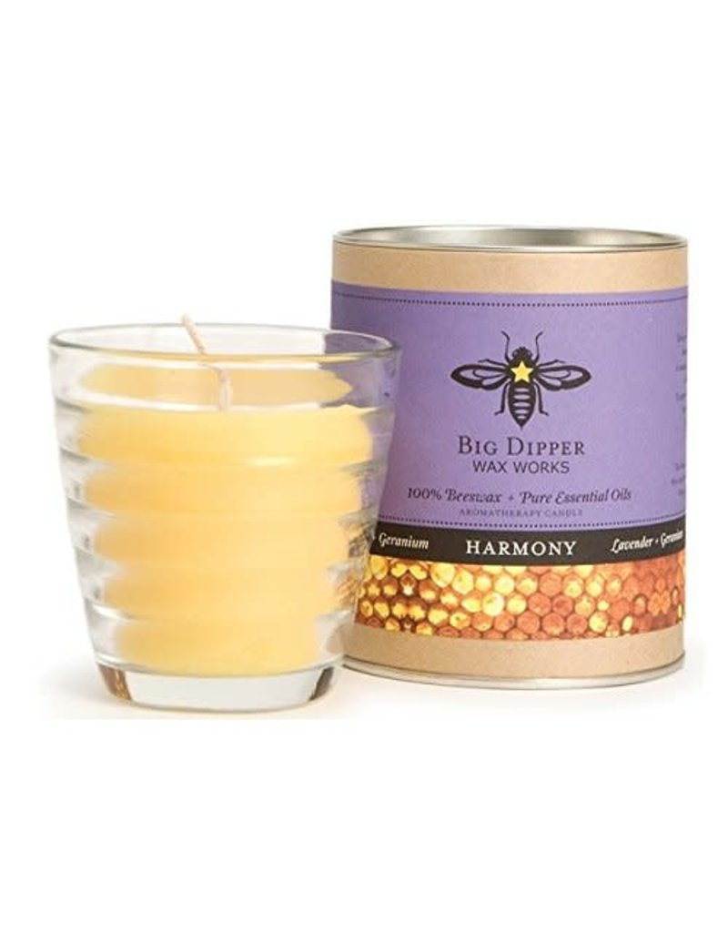 Big Dipper Beehive Glass Candles