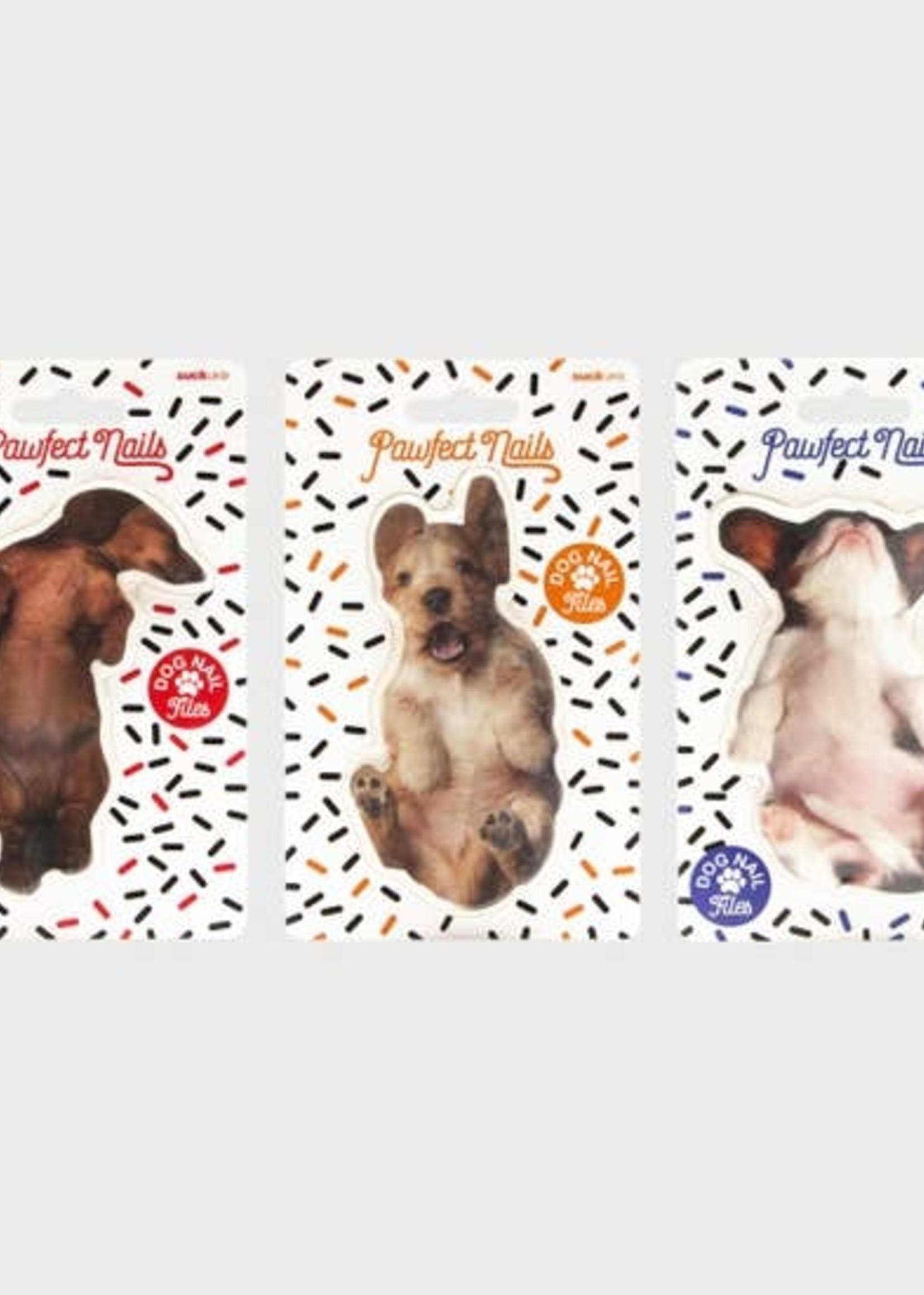Dog Nail File Asst Designs