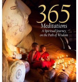 365 MEDITATIONS: A Spiritual Journey On The Path Of Wisdom (H)