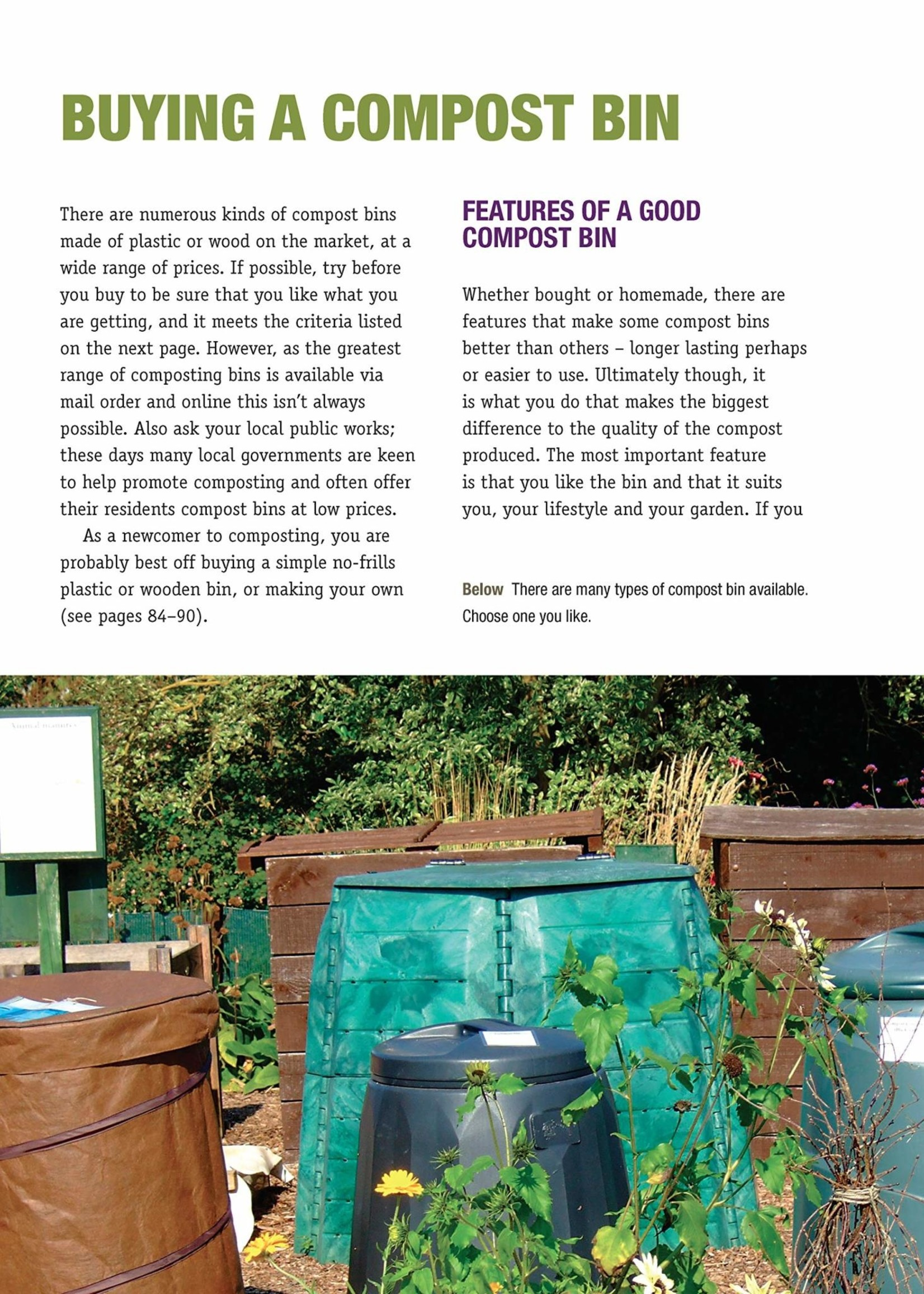 Organic Book of Compost, 2nd Revised Edition: Easy and Natural Techniques to Feed Your Garden (Revised) (2ND ed.)