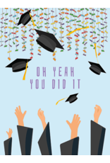 Card Grad Cheers