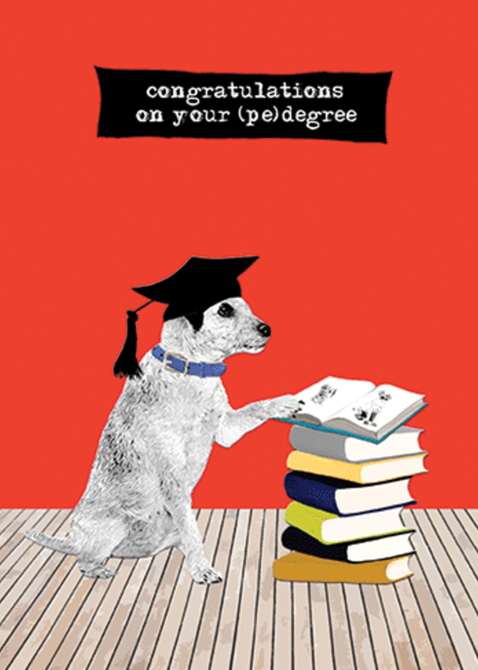 Grad -(Pe)Degree