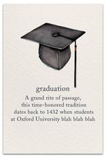 CARD Grad Grand rite of passage