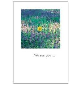 Card CONGRATS Standout Sunflower