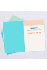 Card GRAD 2.99