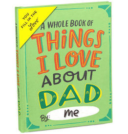 Emily McDowell & Friends JOURNAL - Fill In Things I love About Dad