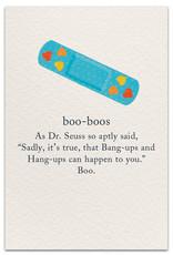 CARD GW Boo-boos