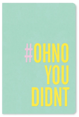 ECONOTES Card TY #OHNO