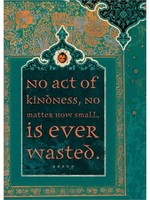 Card TY No Act Of Kindness Is Ever Wasted