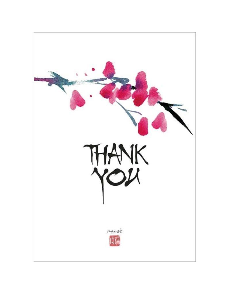 Card TY Locks Thank You