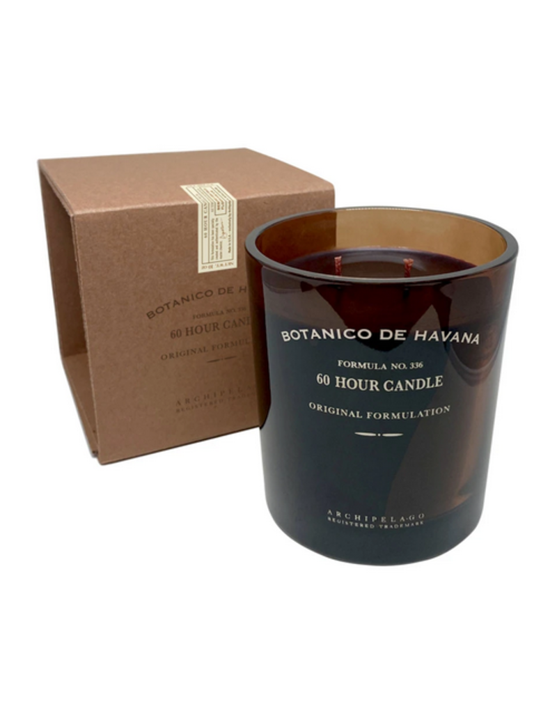 Candle Jar - Botanica De Havana 8.6oz                 Burn Approx 60 Hour