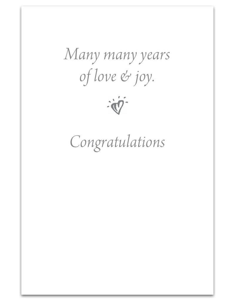 Card GAY WED 2 Brides *