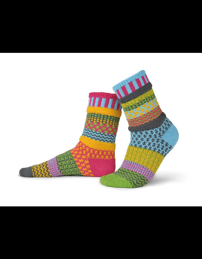 Soulmate Socks Freesia Crew