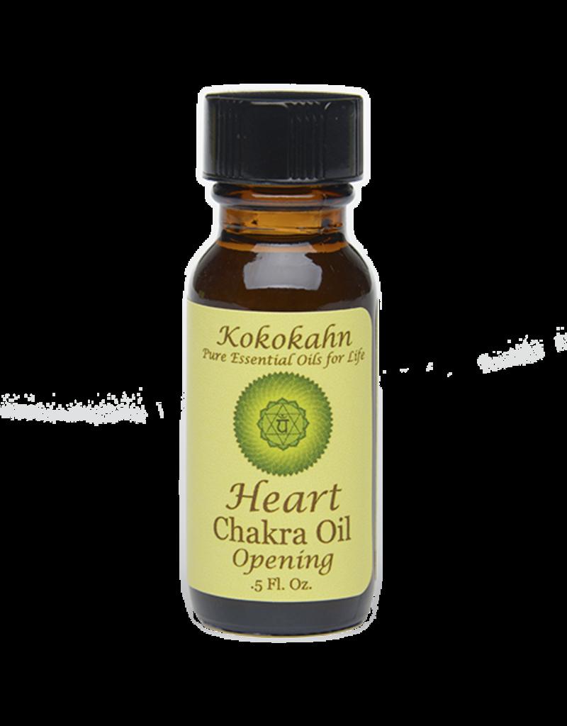 Kokokahn Chakra Oil Blend .5oz