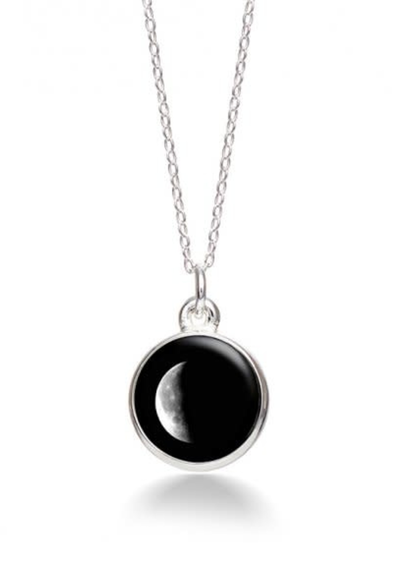 Moonglow Sterling Silver Necklaces