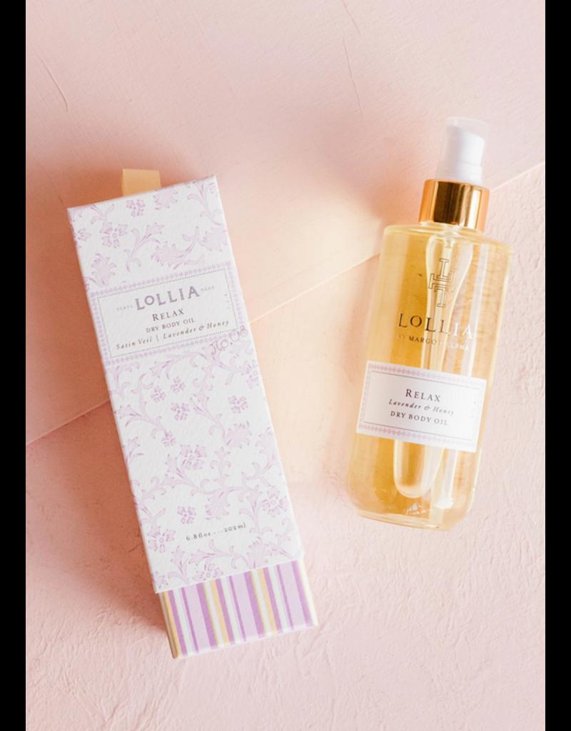 Lollia Dry Body Oil