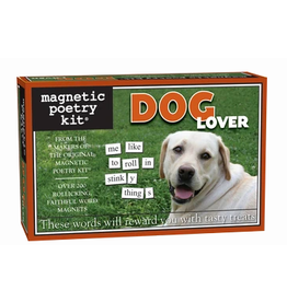 Magnetic Poetry - Dog Lover