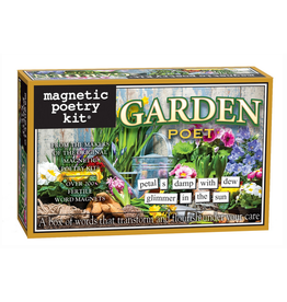 Magnetic Poetry - Garden