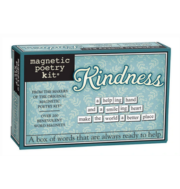 Magnetic Poetry - Kindness