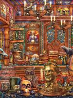 Puzzle - Magic Emporium 500 pieces