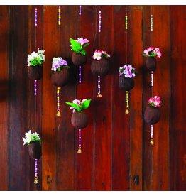 Puzzle Wooden Mini  Coconut Flowers 49 Pieces