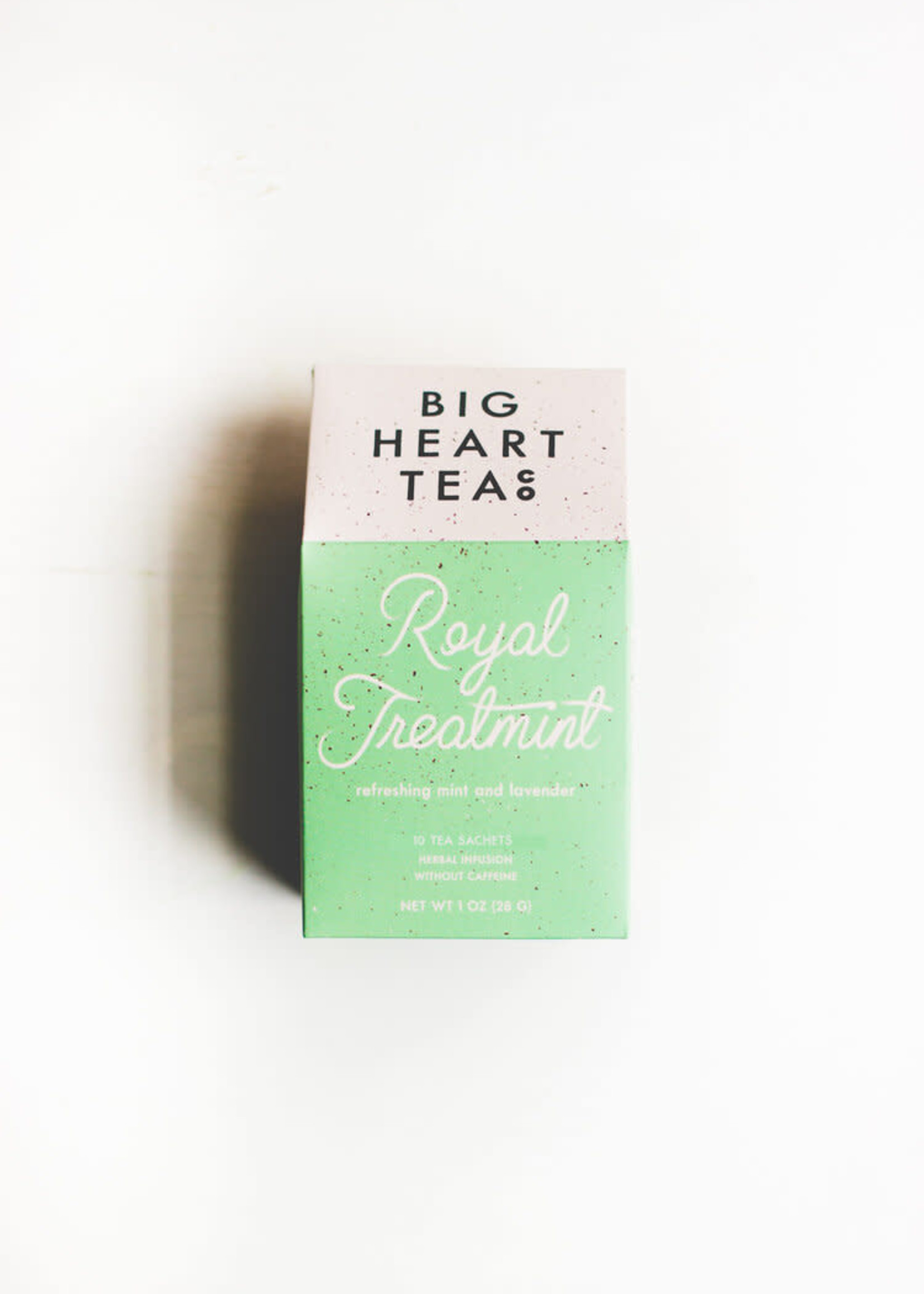 Big Heart Tea Bags