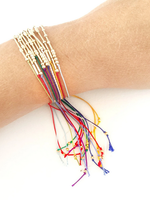 Morse Code Zodiac Bracelet