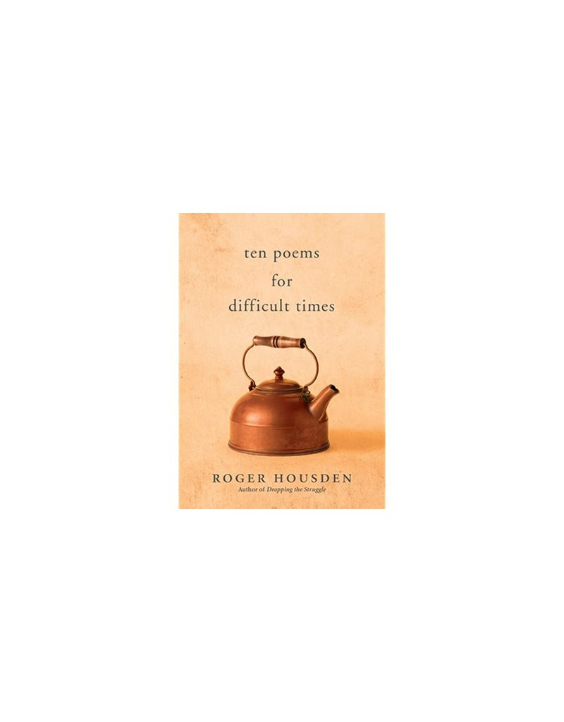 RANDS Ten Poems for Difficult Times (Copper Tea Pot)