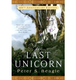 LAST UNICORN * 40th Anniversary Edition