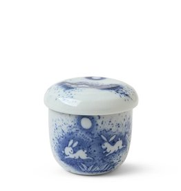 "Cup Rabbit/Moon Chawan Mushi 3.25"" x 3"" - 6oz"