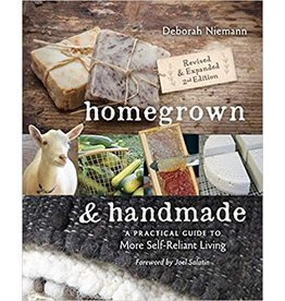NEWS* Homegrown & Handmade: A Practical Guide to More Self-Reliant Living