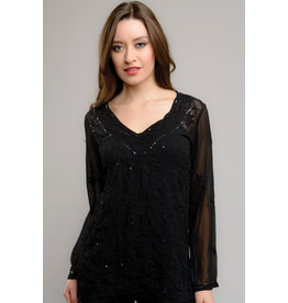 Sahila Sequins Tunic