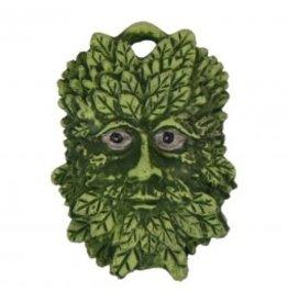 Green Man - Mini Talismans