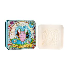 Zodiac Soap in Can