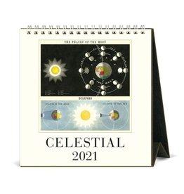 Desk Calendar Celestial