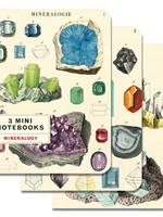 Mineralogie 3 Mini Notebooks