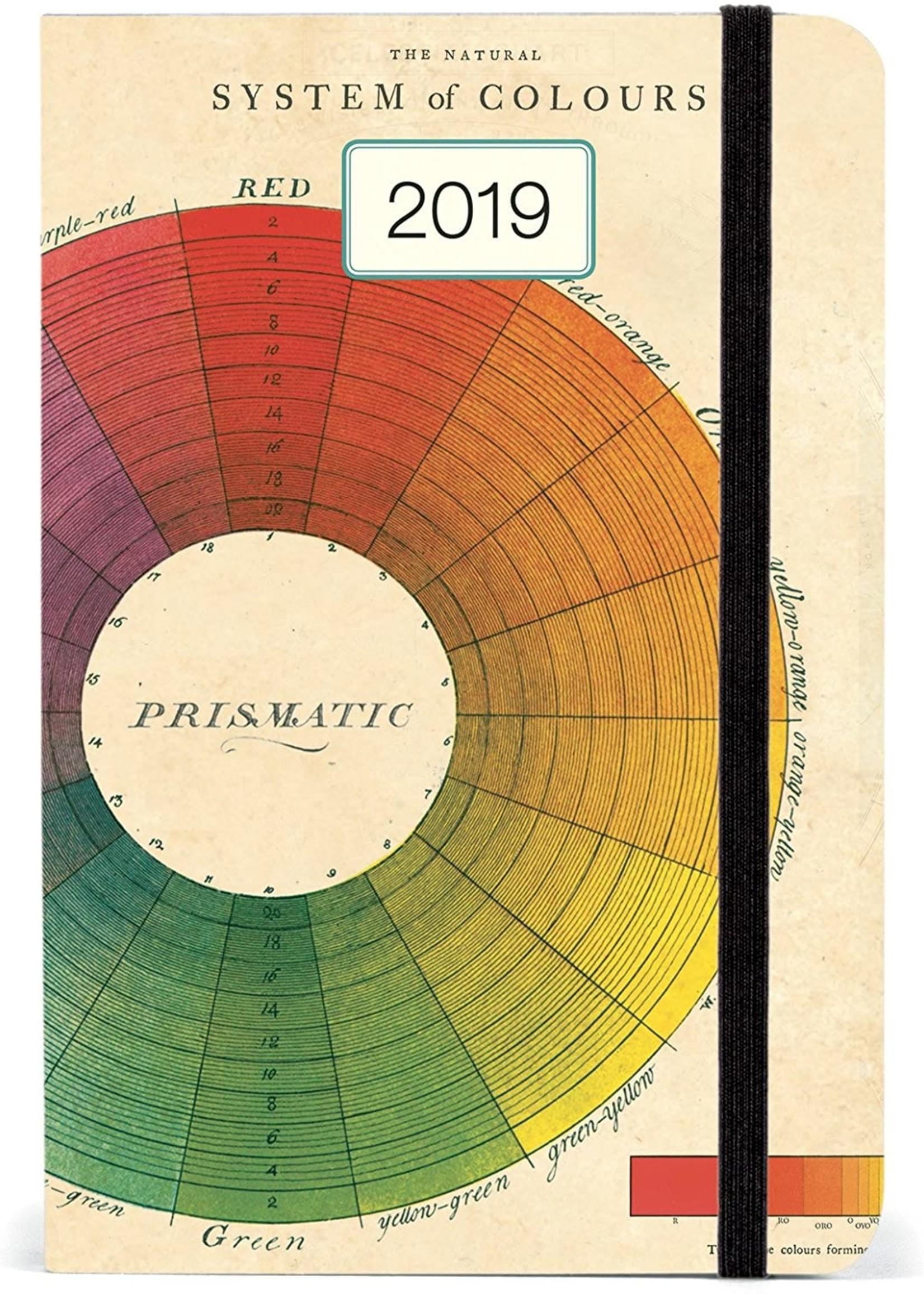 Color Wheel Notebook
