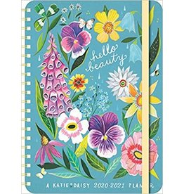 Cal 21 Weekly Planner Katie Daisy