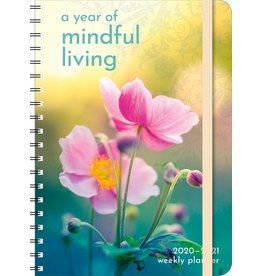 Cal 21 Weekly Planner A Year Of Mindful Living