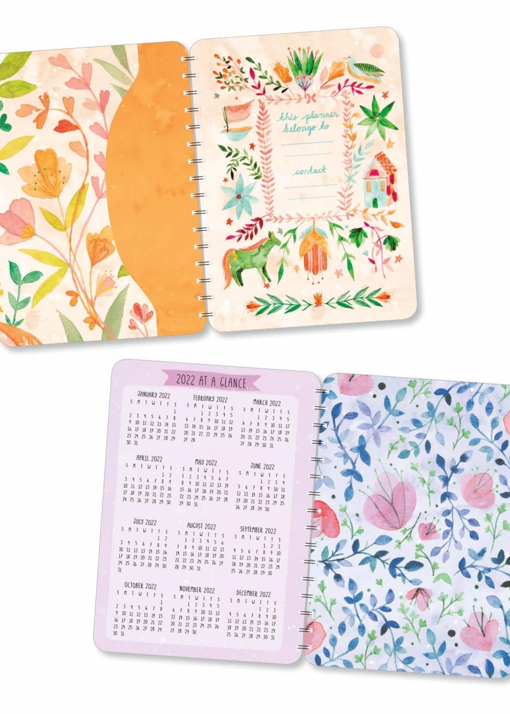 Cal 21 Weekly Planner Meera Lee Patel