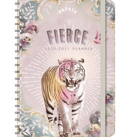 Cal 21 Weekly Planner Fierce