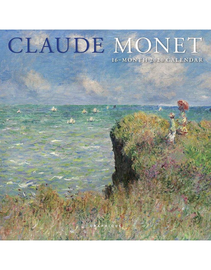 Cal 21 Mini Claude Monet