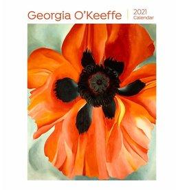 Cal 21 Mini Georgia O'Keeffe
