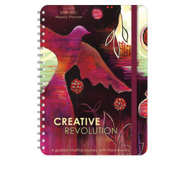 Cal 21 Weekly Planner Creative Revolution