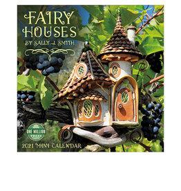 Cal 21 Mini Fairy Houses