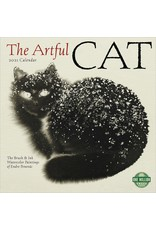 Cal 21 The Artful Cat