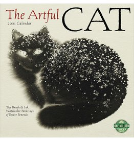 Cal 21 The Artful Cat